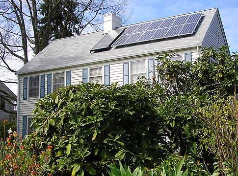 Solar Electric Program | EWEB