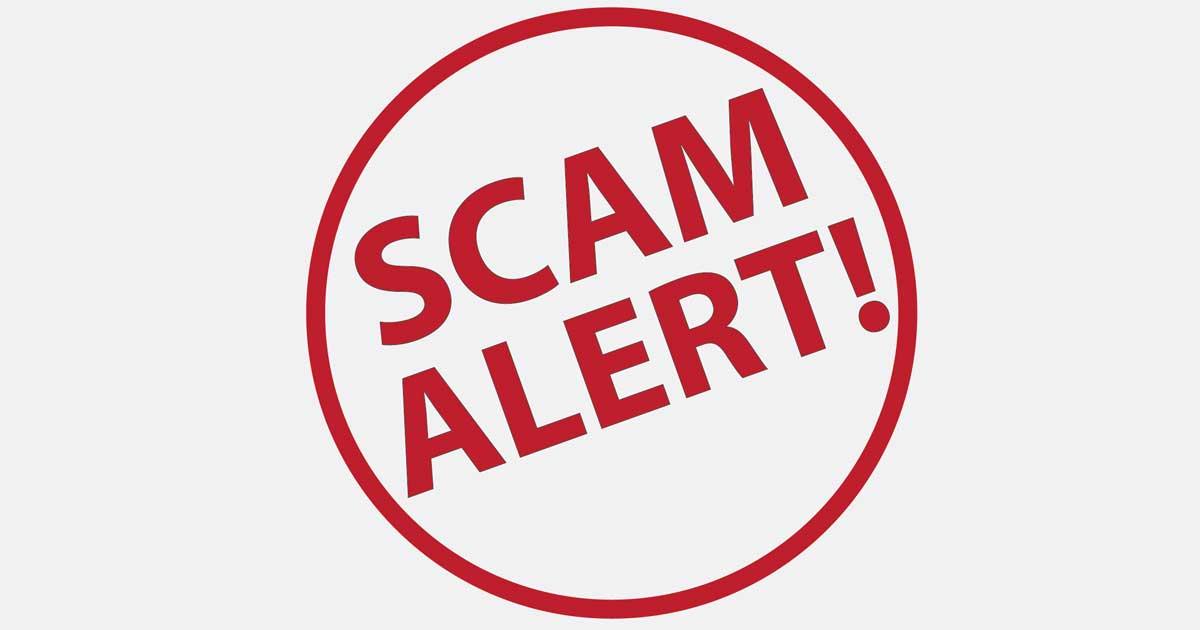 Beware of Creative Scammers | EWEB